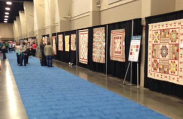Quilting Expo at Mountain America Expo Center