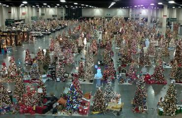 Festival of Trees 2012 at Mountain America Expo Center