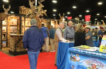 Attend an event at Mountain America Expo Center