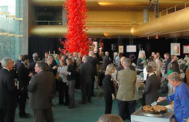 Visit Salt Lake Member Reception at Abravanel Hall