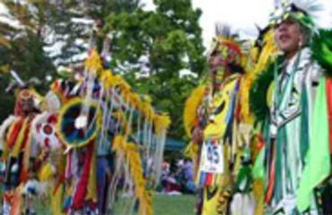 Native American Celebration in the Park