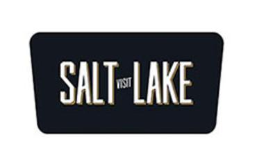 Visit Salt Lake Logo - 250 pixels wide with white border