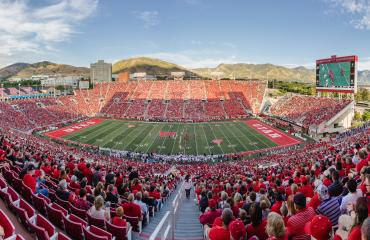 University of Utah Football Game
