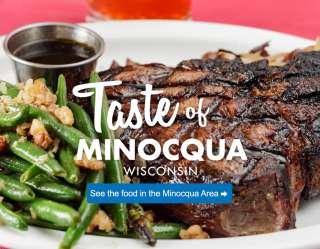 Taste of Minocqua Steak