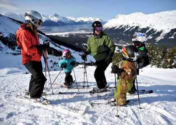 Anchorage skiing at Alyeska Resort