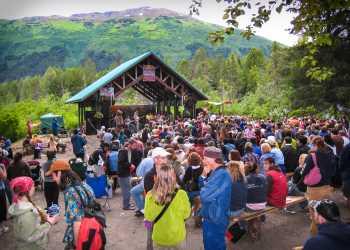 Girdwood Forest Fair concert and festival