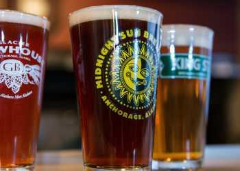 Alaska beers