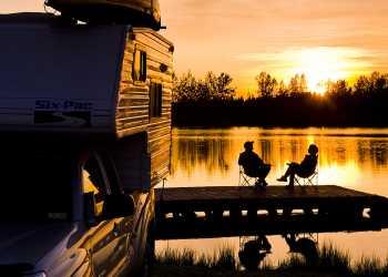 Alaska RV camping