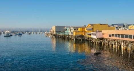 Getaway To Monterey