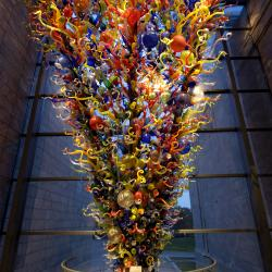 Joslyn Art Museum - Chihuly Sculpture