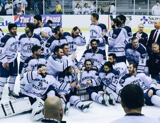 Ice Flyers Win Championship