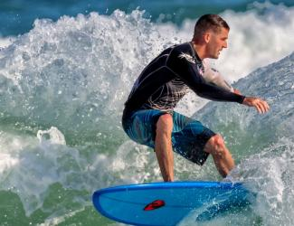 Surfing header