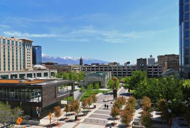 25 Years at The Gallivan Center: Yours to Celebrate