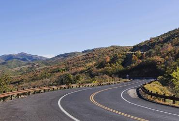 Emigration Canyon Road