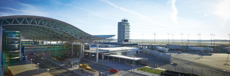 The Gerald R. Ford International airport was ranked the number one airport by size in 2016.