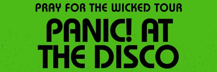Panic! At The Disco announce second leg of Pray For The Wicked Tour  including January 29, 2019 stop in Grand Rapids at Van Andel Arena®