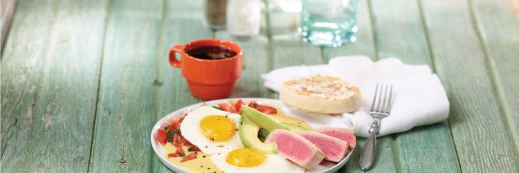 Food - Eggs Benedict