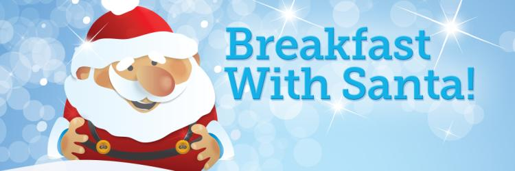 Breakfast with Santa  at the Grand Rapids Public Museum