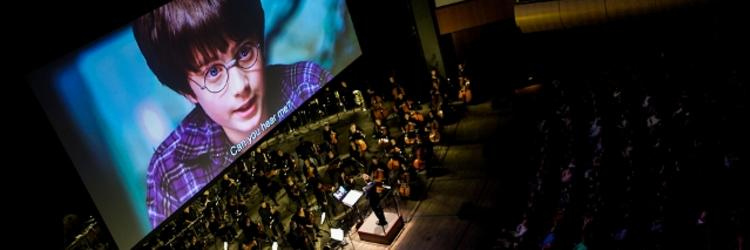Grand Rapids Symphony announces The return of the Harry Potter Film Concert Series with Harry Potter and the Chamber of Secrets™ in Concert