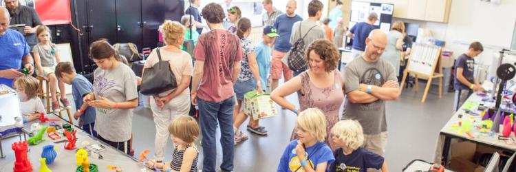 Dates Announced for This Year's Grand Rapids Maker Faire  Call to Makers Launched!