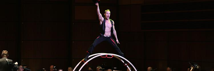 Cirque de Noël and Pokémon return to DeVos Performance Hall for Grand Rapids Pops' 2017-18 Gerber SymphonicBoom Series
