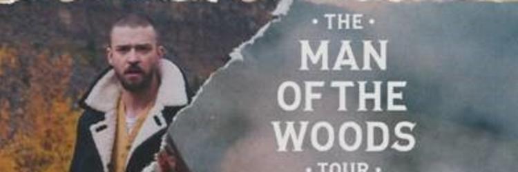 "Justin Timberlake ""Man of the Woods Tour"" Confirms Grand Rapids Date"