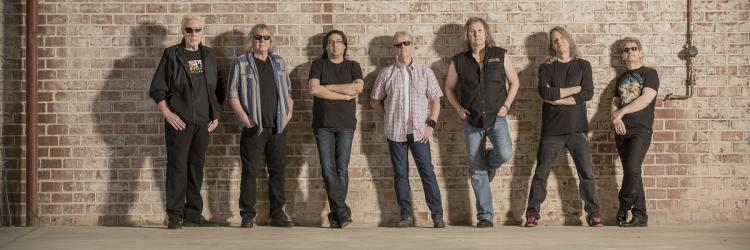 Icons of classic rock KANSAS to play SMG-managed DeVos Performance Hall June 24