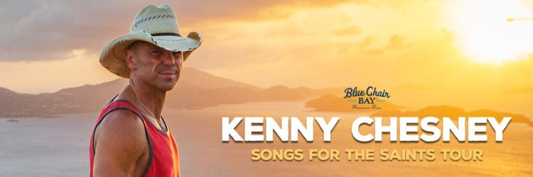 Due to Popular Demand Kenny Chesney Adds Second Grand Rapids Concert