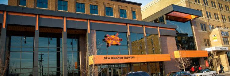 The Knickerbocker – New Holland Brewing