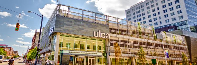 UICA - Urban Institute for Contemporary Art