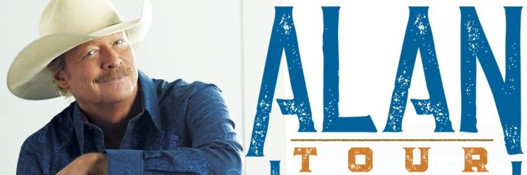 COUNTRY SUPERSTAR ALAN JACKSON IS COMING TO GRAND RAPIDS' VAN ANDEL ARENA® SATURDAY, FEBRUARY 23!