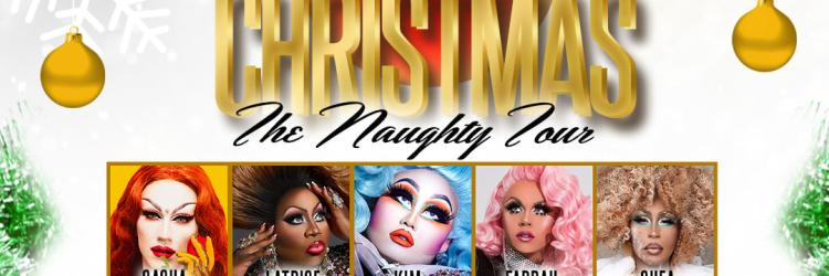"A Drag Queen Christmas ""The Naughty Tour"" comes to  SMG-managed DeVos Performance Hall on November 19"