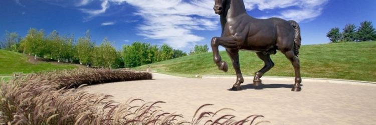 Frederik Meijer Gardens American Horse