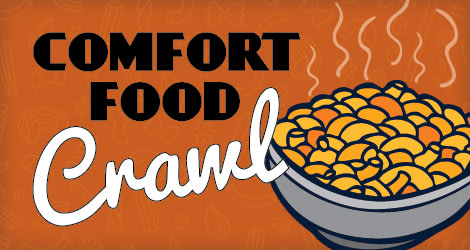Comfort Food Crawl