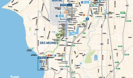 Area Maps - Seattle Southside Regional Tourism Authority