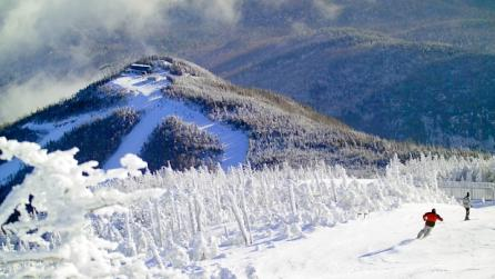 Lake Placid - Whiteface Mountain