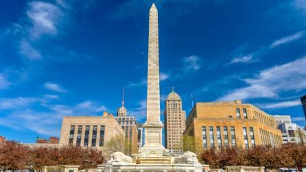 McKinley Monument on Niagara Square