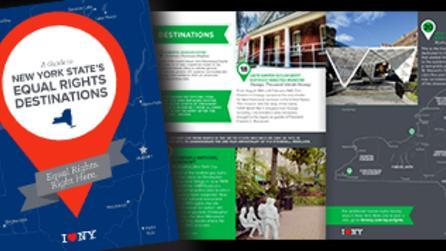 Equal Rights Brochure Highlight - LGBT