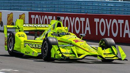 Grand Prix Indycar at the Watkins Glen International Raceway