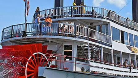 Lake George Steam Boat
