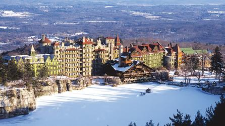 Mohonk Mountain House - Photo Courtesy of Mohonk Mountain House