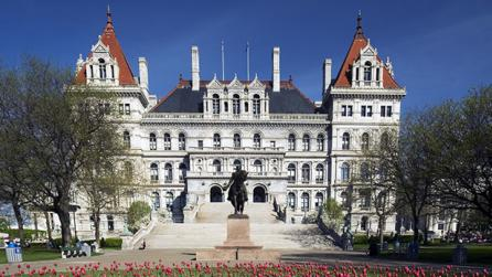 NY State Capitol Building