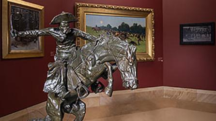 Frederic Remington Art Museum - Photo by NYS ESD