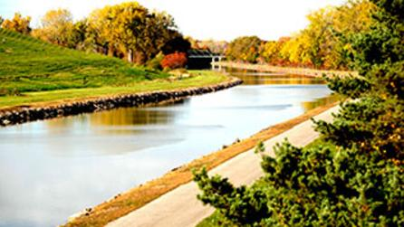 Views along the Erie Canal