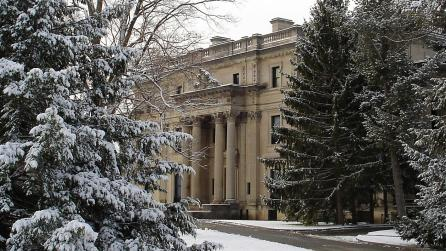 Vanderbilt Mansion - Photo by Dutchess County Tourism