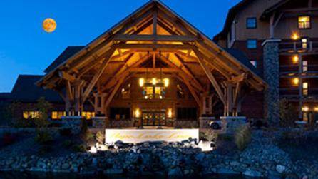Hope Lake Lodge - Greek Peak Resort - Photo Courtesy of Greak Peak