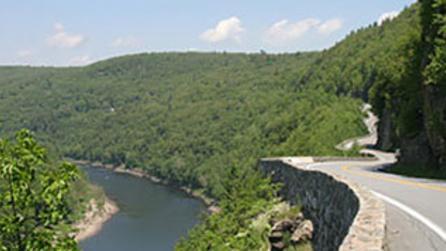 Upper Delaware River Scenic Byway