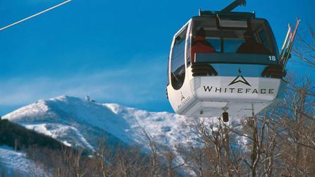 Whiteface Mountain - Winter Gondola