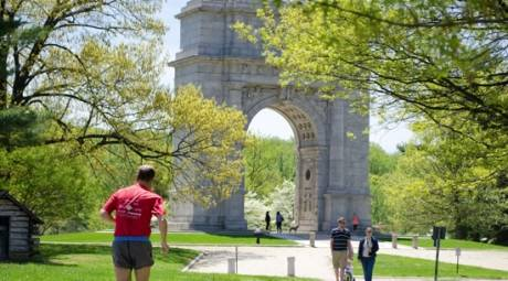 National Memorial Arch - Valley Forge National Historical Park