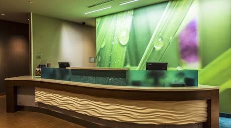 Springhill Suites King of Prussia Lobby